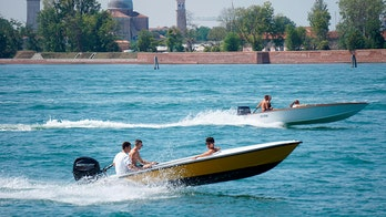 Venice, Italy bans recreational boats from Grand Canal