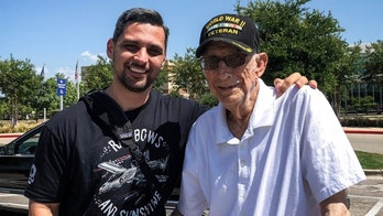 Always Faithful: Marine raises thousands of dollars for vet he just met