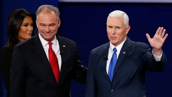 How Mike Pence won the debate