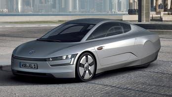 Volkswagen Unveils a 260 MPG Car