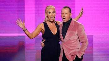 Jenny McCarthy says she and husband, Donnie Wahlberg, 'do it' in airport bathrooms: 'Did I just say that?'