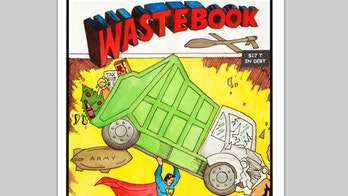 A Romance writer's take: Forget 'Wastebook,' let's talk about how our government spends money