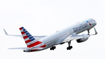 American Airlines passenger claiming flight attendant punched him in the head, caused brain injury