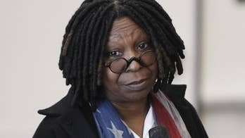 Whoopi Goldberg says Trump doesn't 'give a damn about the people in California'