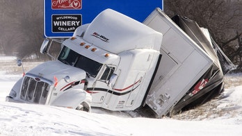 Winter driving tips from a pro trucker