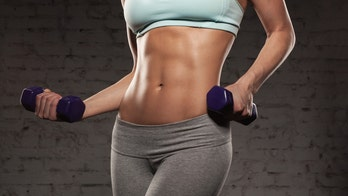 A fat-torching, sculpting arm workout you can do with just a pair of dumbbells