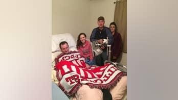 Dad of 4 battling ALS gifted $10G from 'Secret Santa'