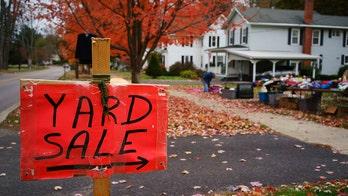 The best season for garage sales