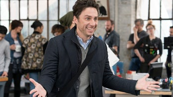 Zach Braff's new show 'Alex, Inc.' is less risque than 'Scrubs:' 'It's more of a family show'