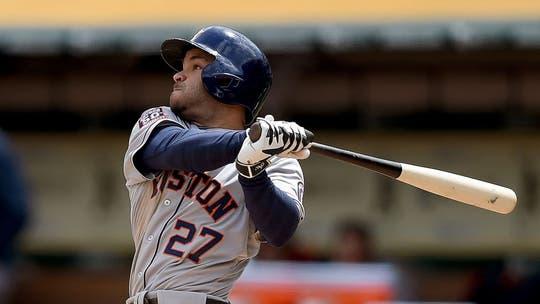 José Altuve has World Series in mind even after Astros' sign-stealing scandal