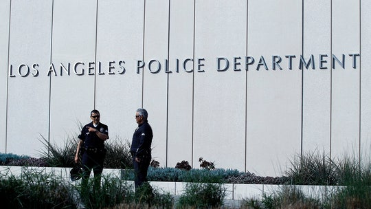 LAPD officer linked to two separate rape cases by DNA 'cold match': police