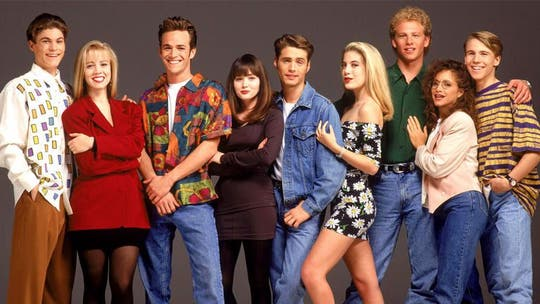 Then/Now: The Cast of 'Beverly Hills 90210'