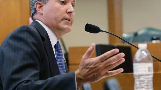 Texas Attorney General Ken Paxton announces 134 felony voter fraud charges in connection with 2018 Dem primary