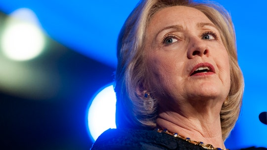 Hillary Clinton warns Dems about impeachment push, says she was 'target of a Russian plot'