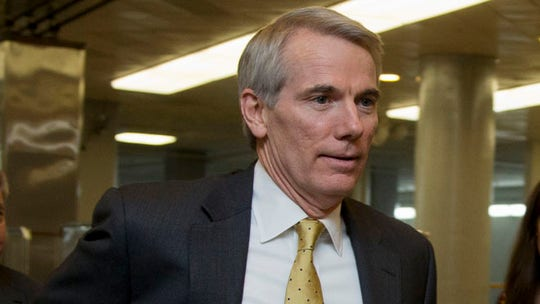 Sen. Portman wants to hold off on new coronavirus aid bill until we 'see how this one works'