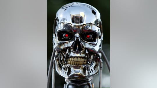 Fears of Terminator robot uprising sparked after scientists create creepy 'lifelike' machines that can eat, grow and evolve