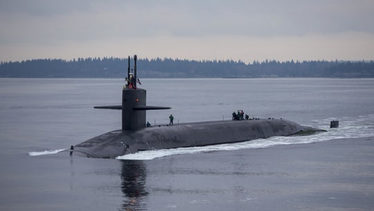 'First-cut-of-steel' begins new era in nuclear weapons, submarine warfare