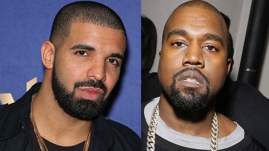 Kanye West addresses feud with Drake, speculation over rapper's relationship with Kim Kardashian