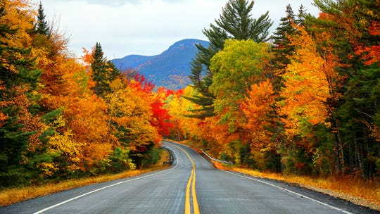 Where to see the best fall foliage across the country