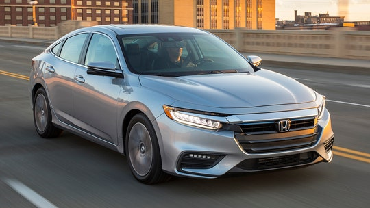 The 2019 Honda Insight is a strangely normal hybrid