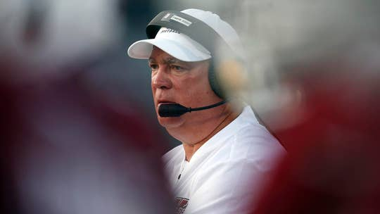 Mark Whipple, UMass football coach, suspended after saying officials 'rape us'