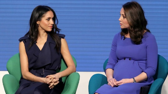 Meghan Markle 'fed up' with Kate Middleton feud rumors: report