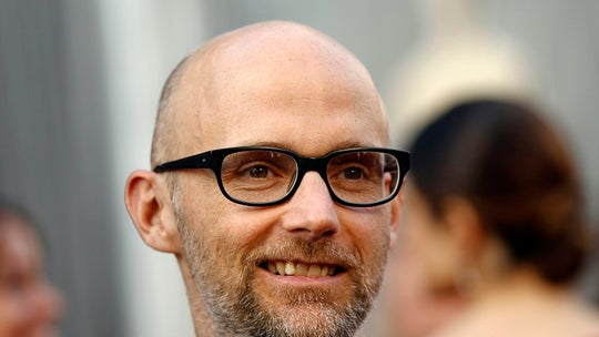 Moby reveals large 'vegan for life' neck tattoo