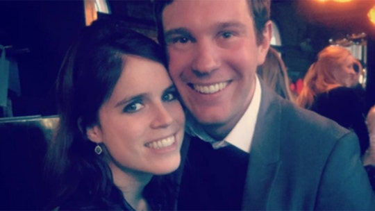 Princess Eugenie's wedding cake took 400 eggs, 53 packages of butter, 44 pounds of sugar