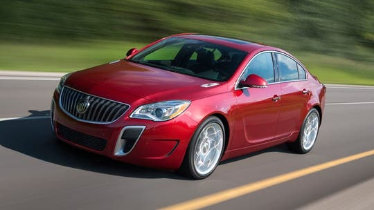 2014 Buick Regal GS Test Drive