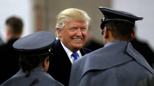 President Trump to attend Army-Navy football game Saturday in Philadelphia