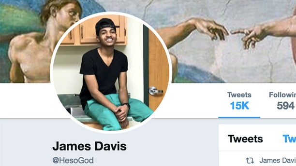 Police said Davis was taken to a local hospital Thursday night with a drug related injury, but would not elaborate more.