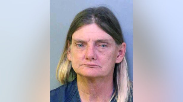 Donna Byrne, of Lakeland, Fla. was charged with driving under the influence while riding a horse down a busy Florida highway