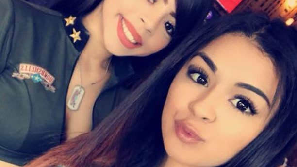 The incident went down at a location of Bombshells, a Houston-based restaurant chain that outfits servers in military-themed uniforms.