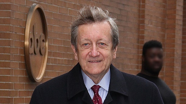 ABC News' Brian Ross in January 2017.