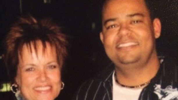 Sabine Durden's son Dominic was killed in 2012.