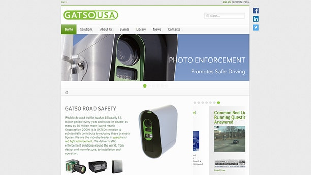 Gatso USA, which specializes in red-light-running and speeding detection systems, is providing the cameras at no startup cost to the state government.
