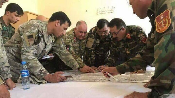 Afghan Special Forces were engaged in planning missions ahead of the expected deployment of thousands more U.S. troops.