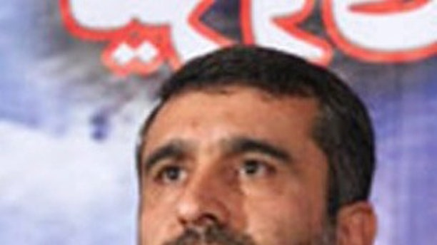 IRGC Aerospace Force commander Gen. Amir Ali Haji Zada