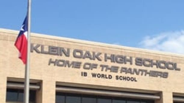 One student, M.O., says her First Amendment rights were violated at Klein Oak High School.