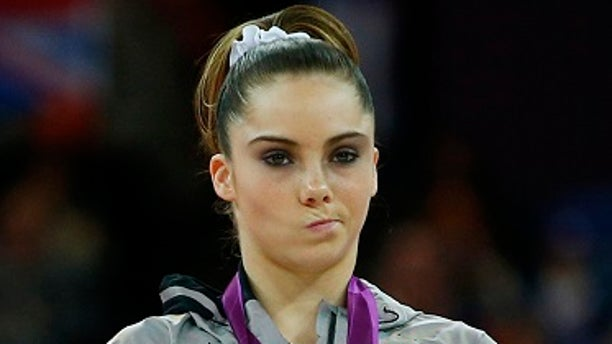 McKayla Maroney said Larry Nassar started molesting her when she was 13 years old.