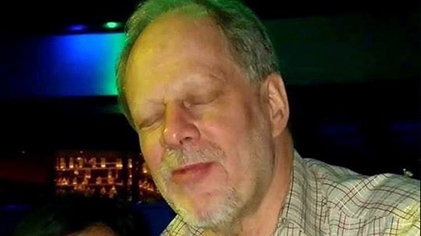 Stephen Paddock as seen in a family photo.