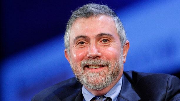 Paul Krugman in 2009.