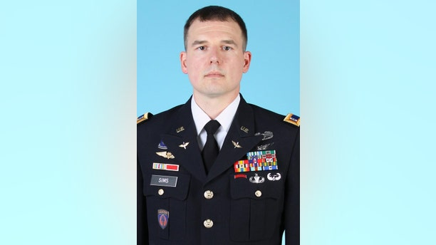 Chief Warrant Officer Jacob M. Sims