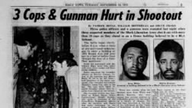 The New York Daily News detailed the shootout that led to Robert Hayes' capture in September 1973.