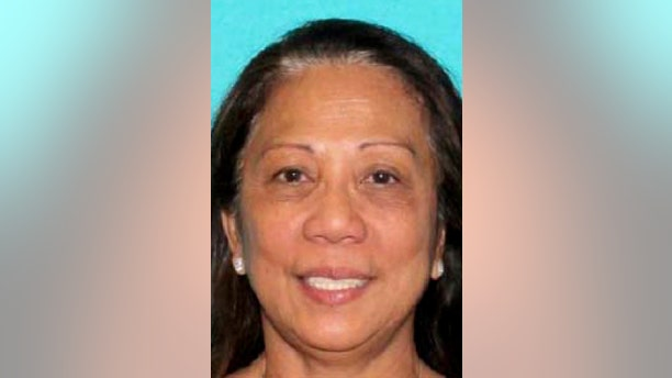 This undated photo provided by the Las Vegas Metropolitan Police Department shows Marilou Danley. Danley is being sought by the LVMPD for questioning in connection with the investigation into the active shooter incident on Sunday, Oct. 1, 2017. (Las Vegas Metropolitan Police Department via AP)