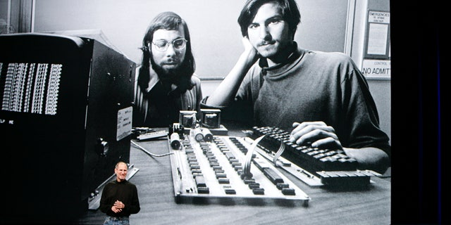 Steve Jobs and best friend Steve Steve Wozniak built the very first Apple computers in a garage under consideration for historical status.