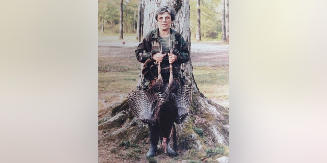 According to the Leger, Vickers' gobbler catch in 1973 was so unsual for a woman it made local newspapers.