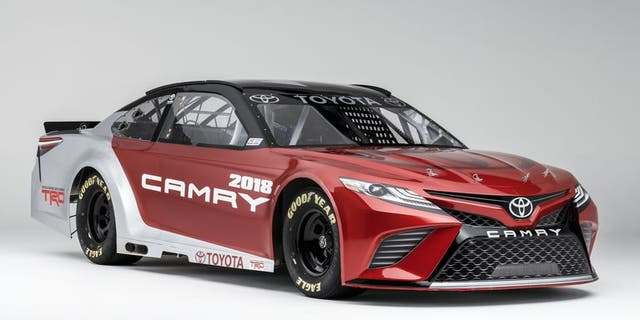 Toyota's current NASCAR entry is based on the Camry sedan.