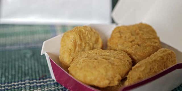 Chicken McNugget.