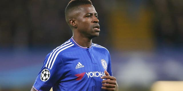 LONDON, ENGLAND - DECEMBER 09: Ramires of Chelsea during the UEFA Champions League match between Chelsea and FC Porto at Stamford Bridge on December 9, 2015 in London, United Kingdom. (Photo by Catherine Ivill - AMA/Getty Images)